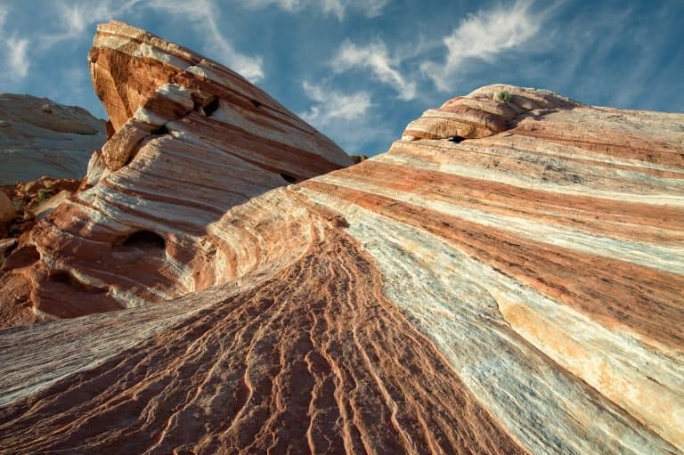 Valley of Fire State Park in Nevada is one of the best state parks in the USA