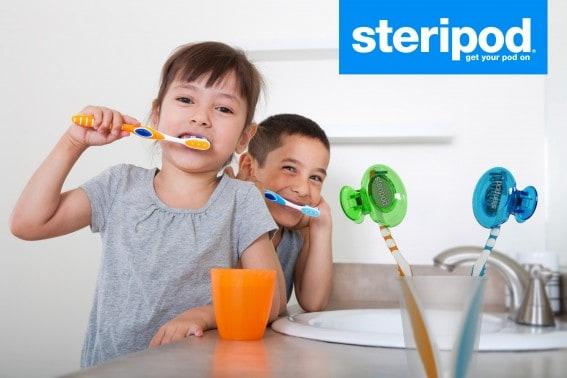 STERIPOD siblings
