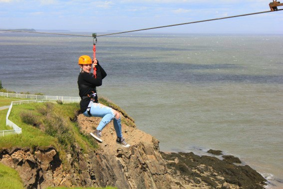 Zip-Lining-Cape-Enrage-Laura-Snow-Trekaroo