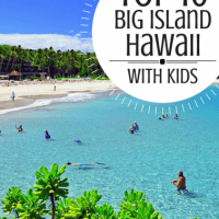 top 10 big island hawaii with kids pin