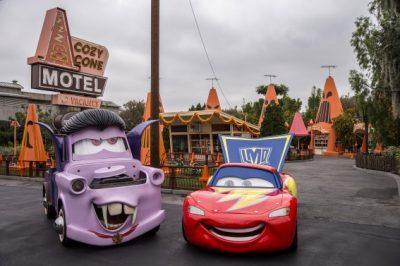 Disney HalloweenTime Cars Land3