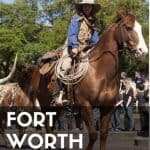 Fort Worth: Two Days in Cowtown with Kids 1