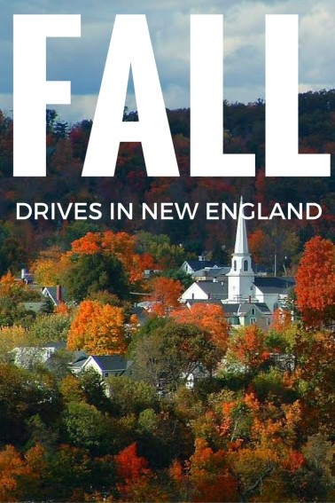 The Best New England Drives to Spot Fall Foliage. Looking for the best drives to see fall foliage in New England? We share our favorites in every New England state to visit with your whole family. #Fall #Foliage #FamilyTravel #trekarooing #NewEngland