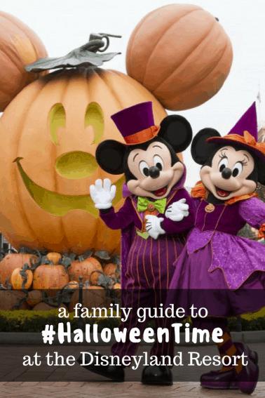 #HalloweenTime at Disneyland Resort