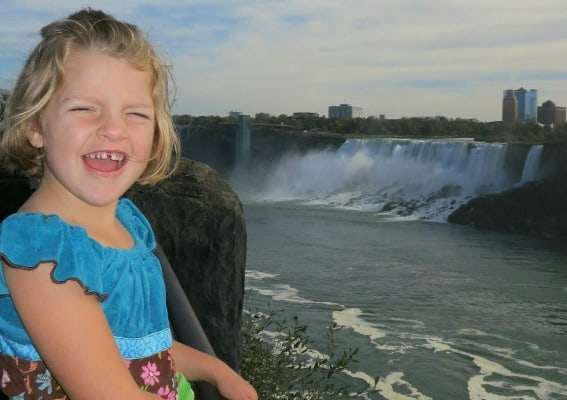 Niagara Falls American Falls Canada