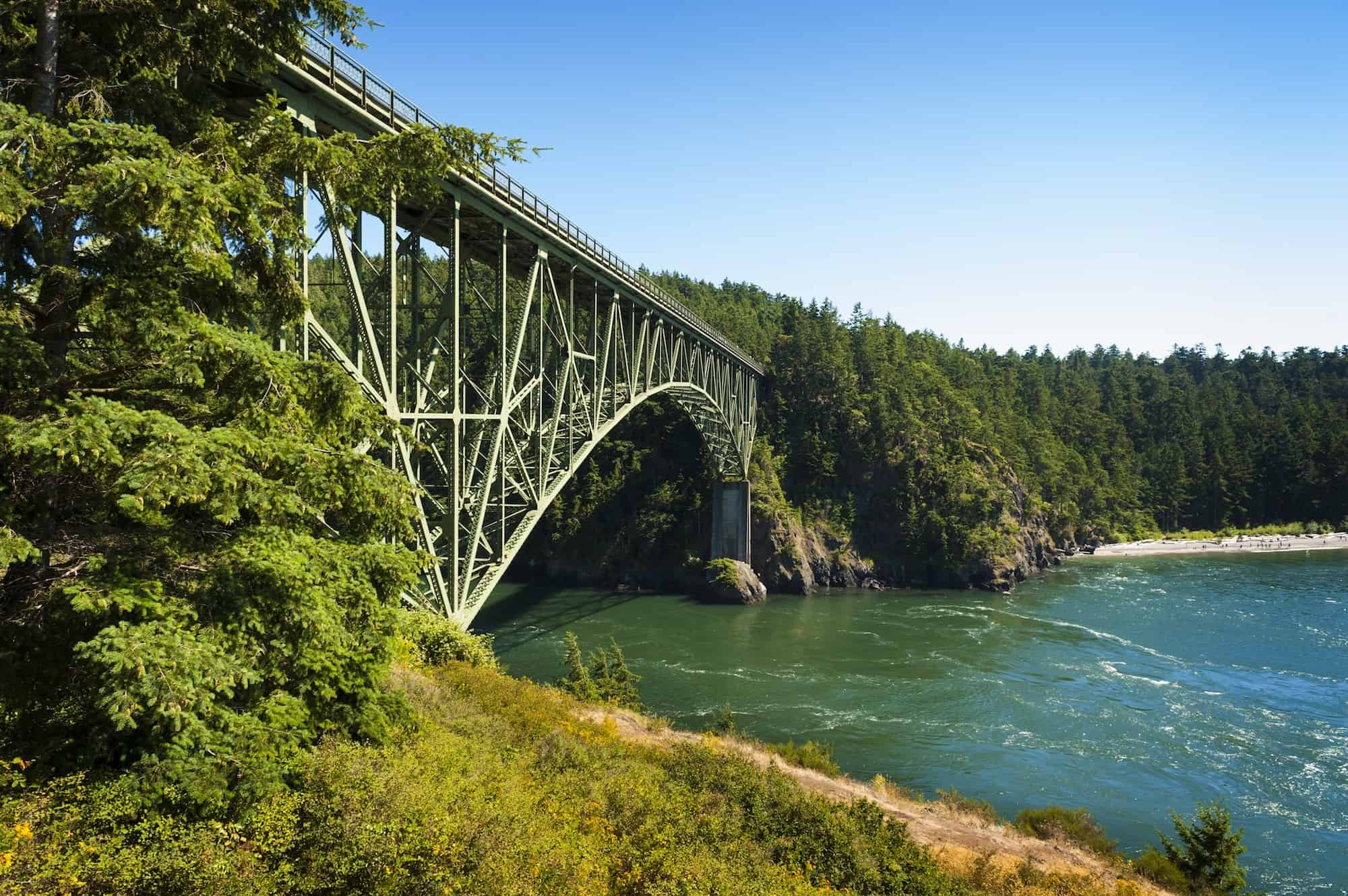 Family-friendly Whidbey Island