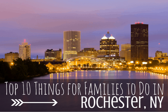 Top 10 things to do in rochester new york with kids for Top ten things to do in ny