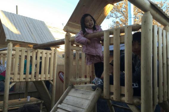 Cowgirl BBQ Playground