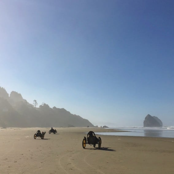 family-friendly cannon beach oregon