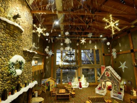 Great Wolf Lodge Christmas 2019: Snowland and Howl-o-ween