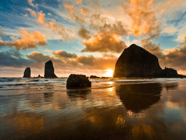 A Coastal Weekend Away from it All in Cannon Beach