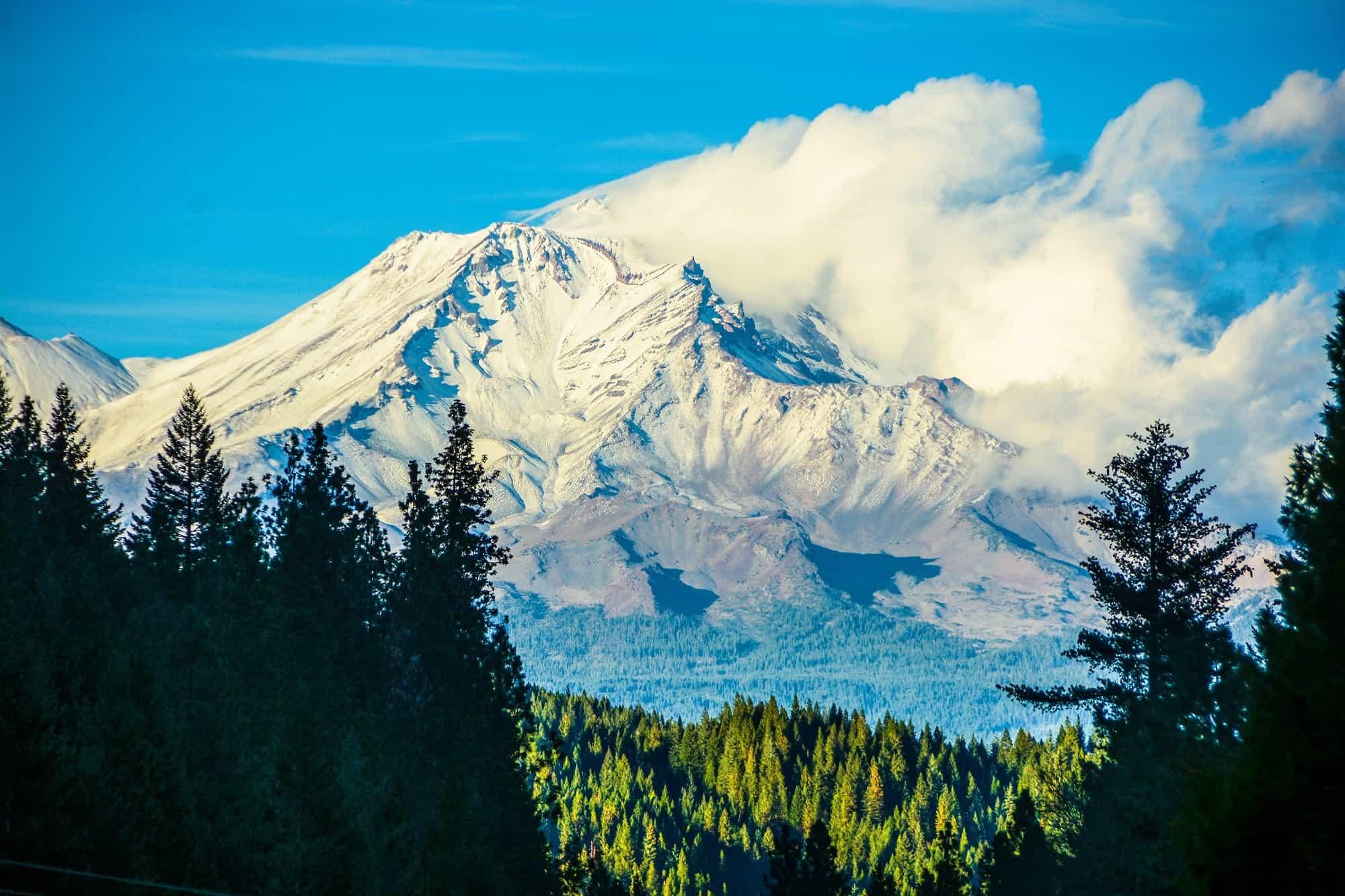 A Hidden Gem:Kid-Friendly Mount Shasta
