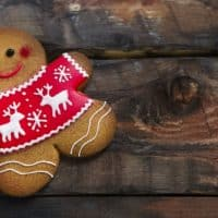 Gingerbread bigstock/Dasha Petrenko