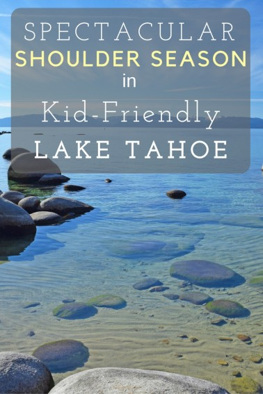 Tahoe's Shoulder Seasons:  A Family-Friendly Beach to Peak Guide During the shoulder season between summer and ski season, you'll find wonderful biking trails to spectacular views with no crowds. This is the Lake Tahoe that the locals love.