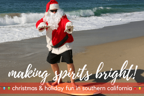 Christmas In Southern California Sd Oc Amp La Christmas