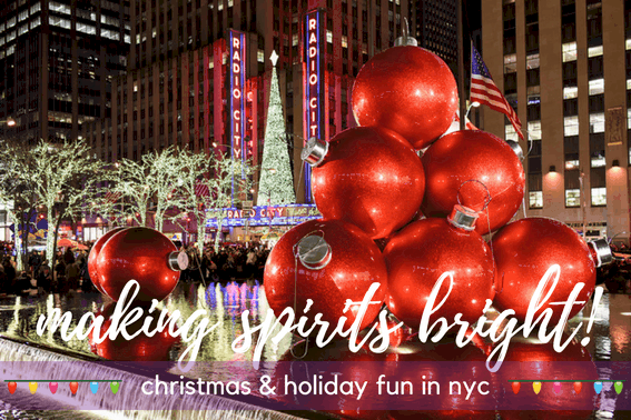 holiday events in new york city