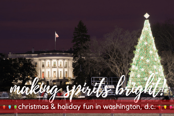 holidays in washington d.c.