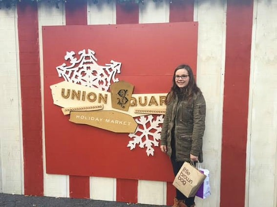 Christmas shopping in NYC: Exploring pop-up malls and markets