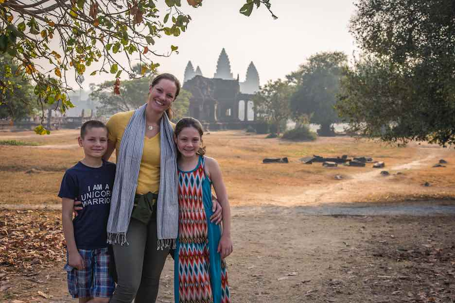 Family-friendly trips by Journey's Within to Southeast Asia