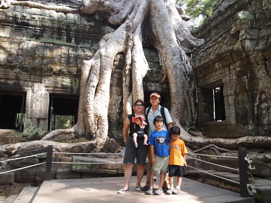 Trekaroo on Family-friendly trip in Siem Reap Cambodia