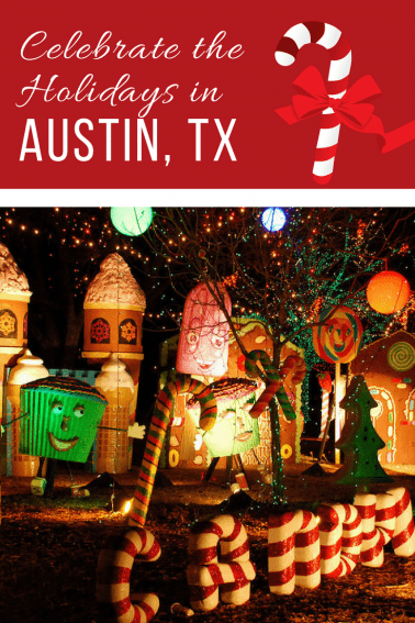 Celebrate the Holidays in Austin, TX