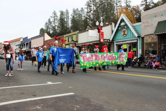 Hangtown Christmas Parade