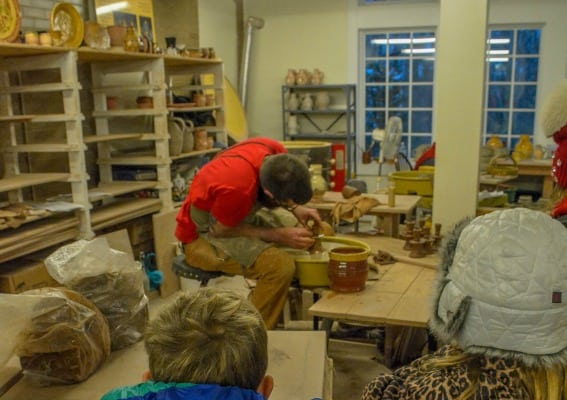 plimoth plantation craft center