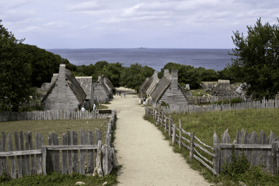 A Thanksgiving Visit to Plimoth Plantation with Kids 2
