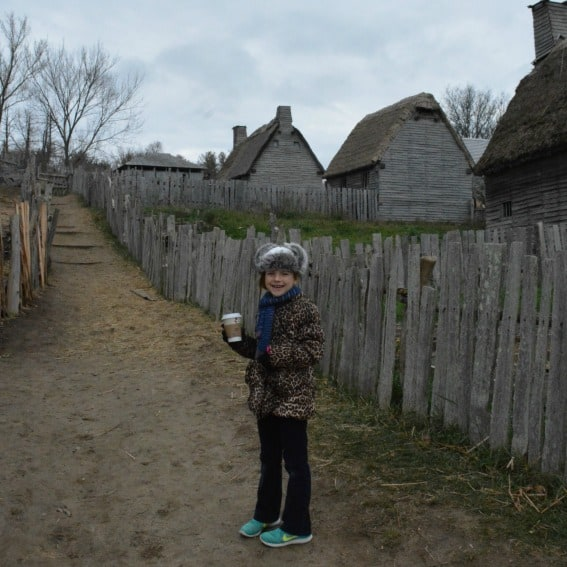 A Thanksgiving Visit to Plimoth Plantation with Kids 5