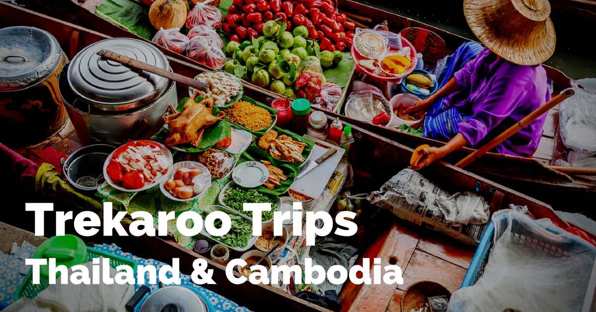 Family-friendly Trips to Thailand and Cambodia