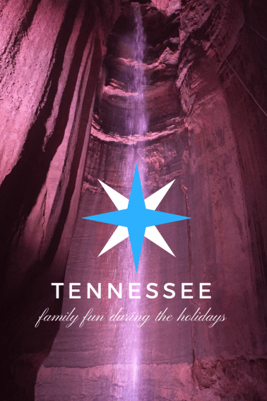 family fun at christmas in tennessee