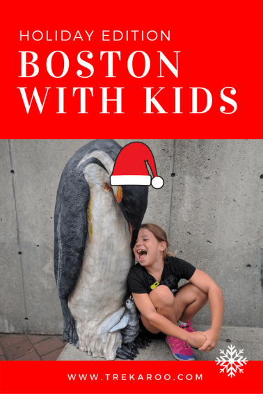 fun family holiday events around boston