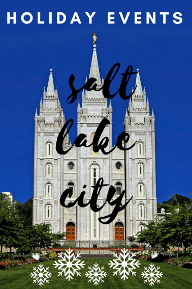 fun holiday events in and around salt lake city