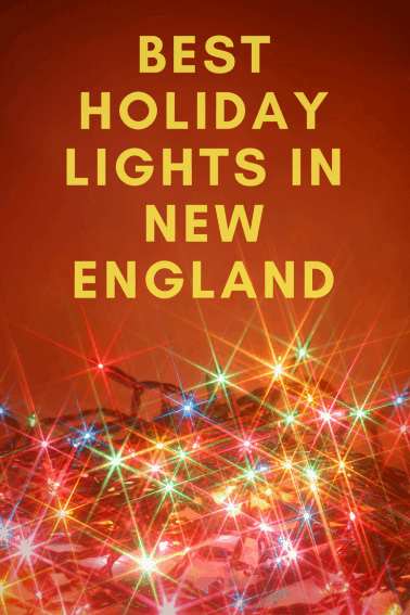 great holiday light displays in new england