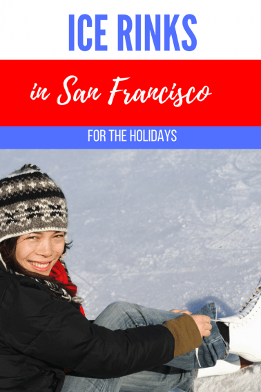 holiday ice rinks in the san francisco bay area