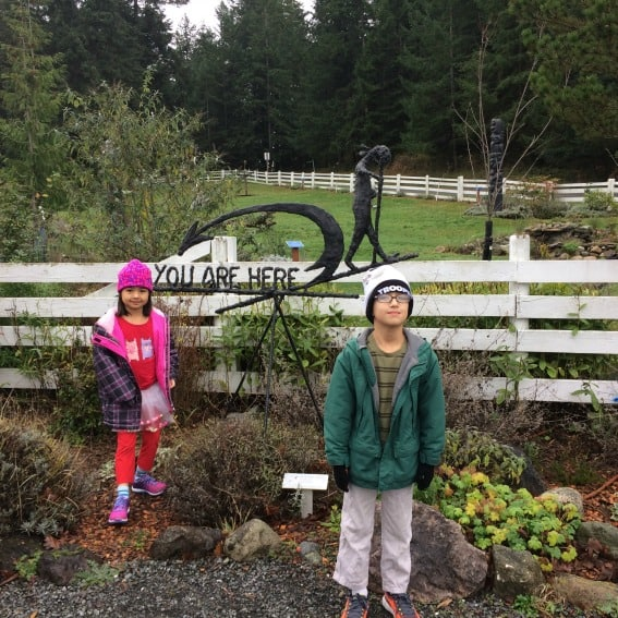 San Juan Island Vacations: Off Season Fun for Families in Washington with kids