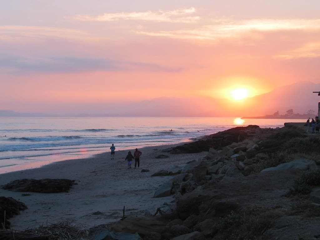 Carpenteria Beach photo