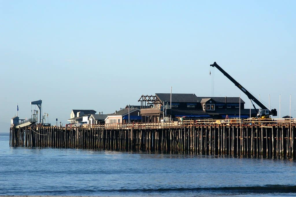 Stearns Wharf photo