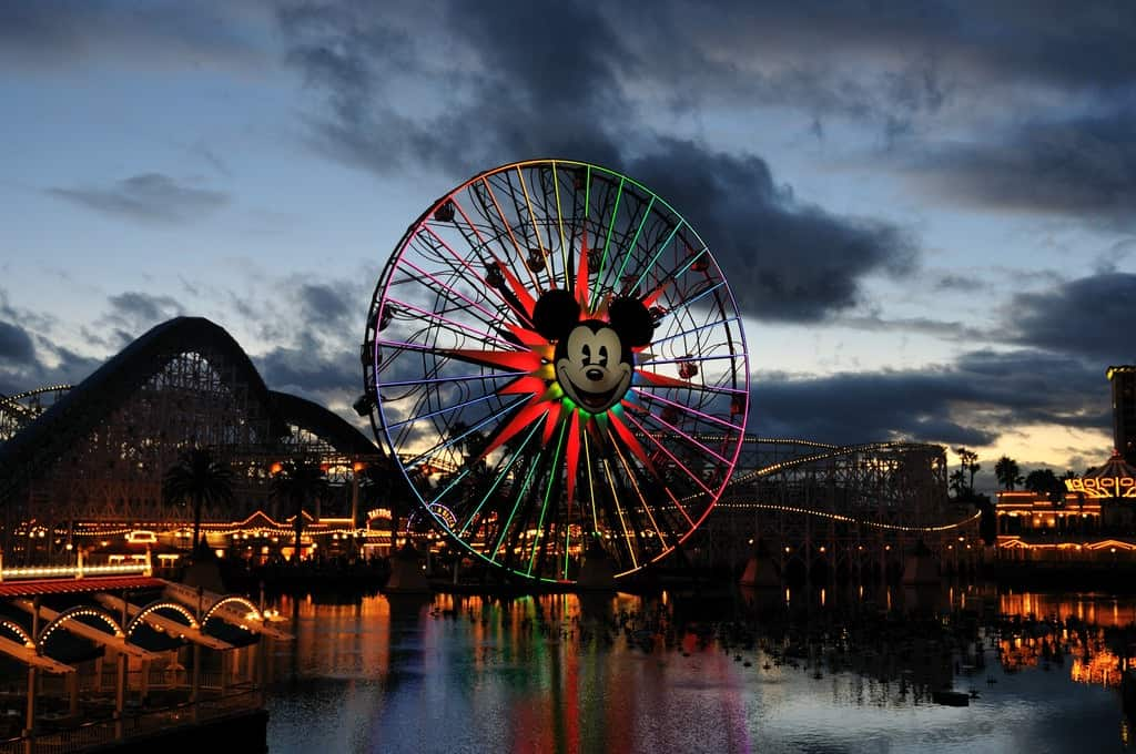 california adventure photo