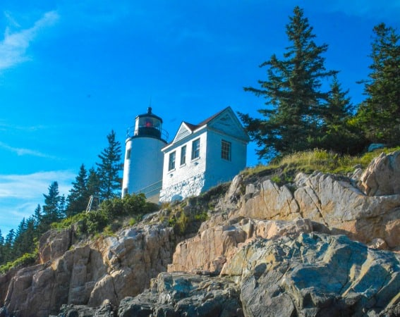 A visit to Acadia National Park wouldn't be complete without lighthouse exploration