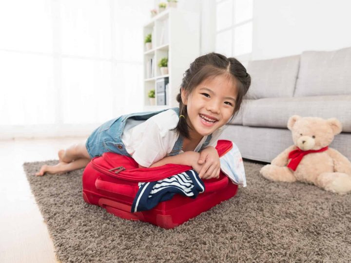 Carry-On Only with Kids: Packing Tips For Traveling Light