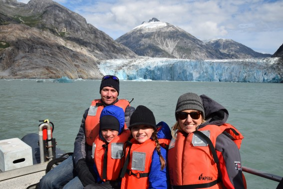 fun family vacations onboard Uncruise to Alaska