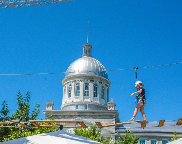 Eastern Canada Road Trip Kid-Friendly Montreal