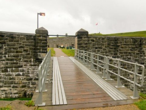 Visiting Parks Canada National Historic Sites with Kids