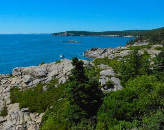 Stunning Atlantic beauty at Acadia National Park