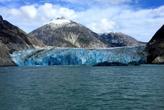 Glaciers galore onboard Uncruise Alaska's small ship cruiseline. If this isn't fun family vacations, what else is?