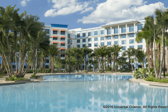 A brand-new hotel is coming to Universal Orlando in 2017