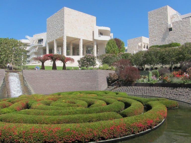 fun things to do in LA include a visit to the Getty
