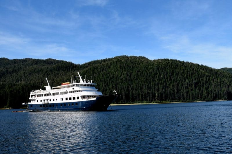 Uncruise Alaska Safari Endeavor