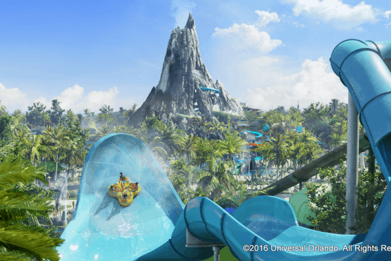 Universal's Volcano Bay, coming new summer 2017